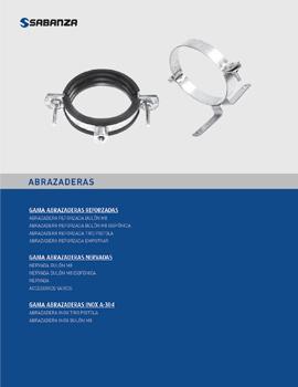 Catálogo/Tarifa Abrazaderas