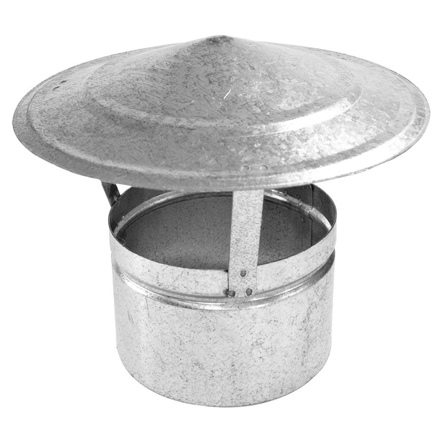 Deflector Modelo A Galvanizado ESTÁTICO DEFLECTORES
