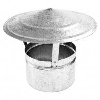 Baffle static model A gloss stainless steel or galvanized