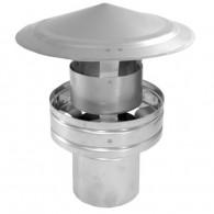 Baffle static model B gloss/Matt stainless steel or galvanized
