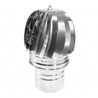 Déflecteur de dynamique sous vide en acier inoxydable brillant ou galvanisé
