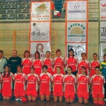 Equipo Balonmano femenino Alberite