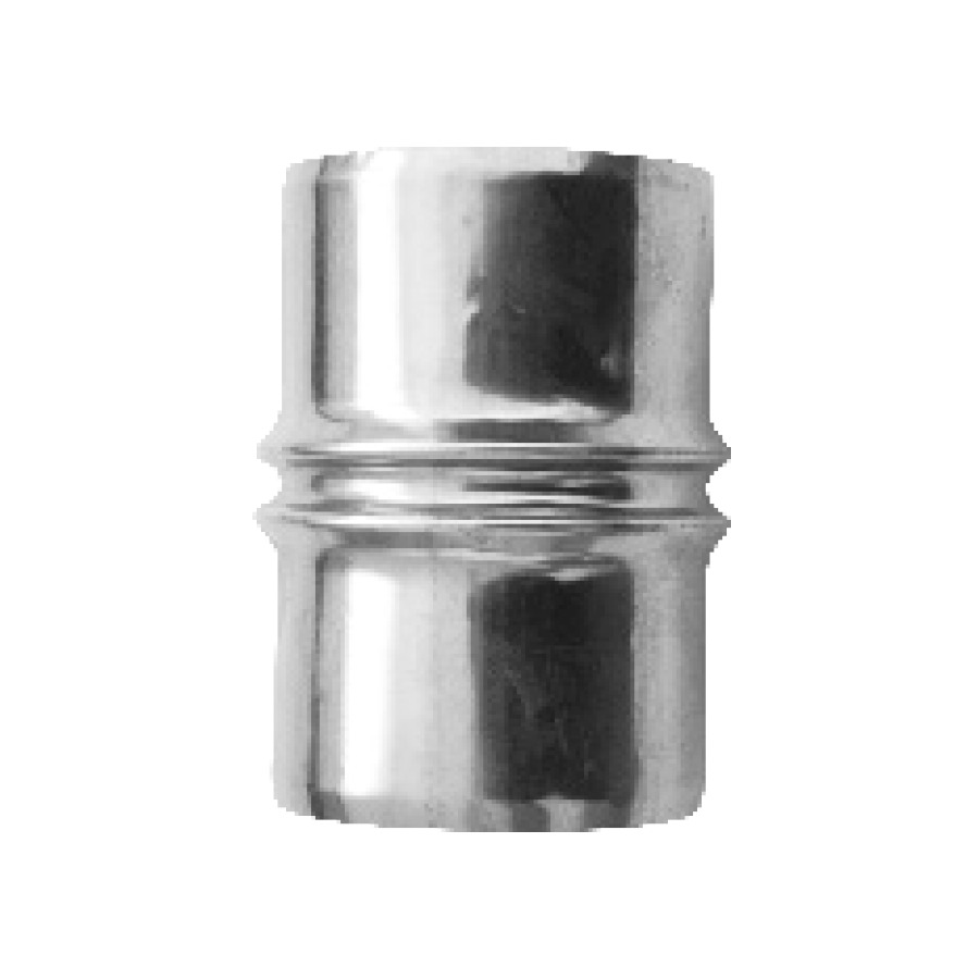 Manguito Antigoteo Simple Pared Inox A-304