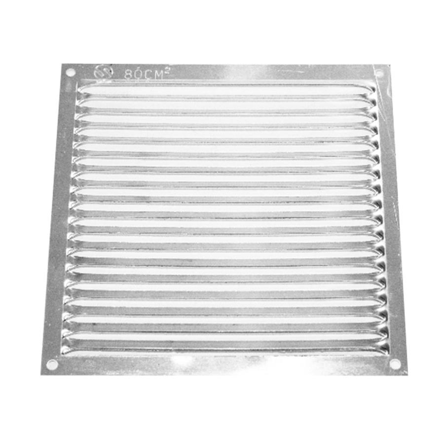 Rejillas de aluminio planas sabanza fabricantes chimeneas modulares met licas ventilaci n - Rejillas de ventilacion para banos ...