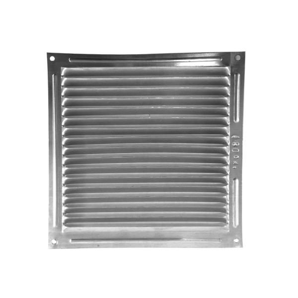 Rejilla de Aluminio Plana 200 x 200 mm REJILLAS VENTILACIÓN