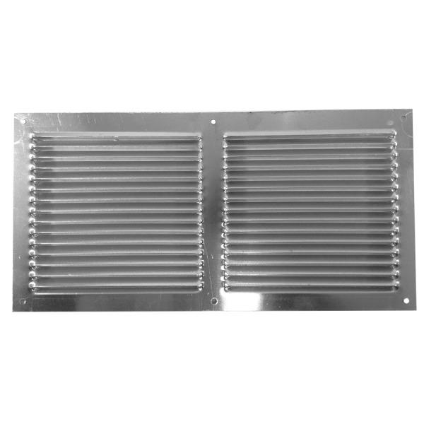 Rejilla de Aluminio Plana 300 x 150 mm REJILLAS VENTILACIÓN