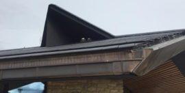 Diseño inadecuado del remate de chimeneas provoca problemas de uso
